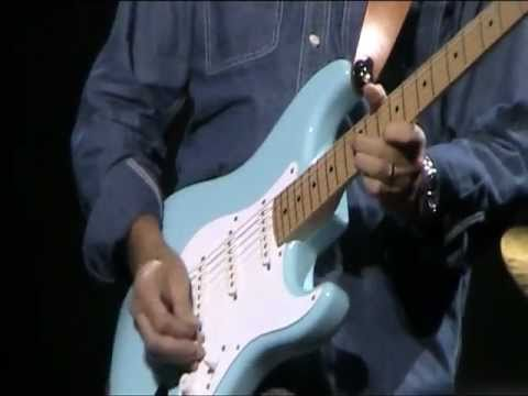 Eric Clapton  Badge part 1  Oslo 2011