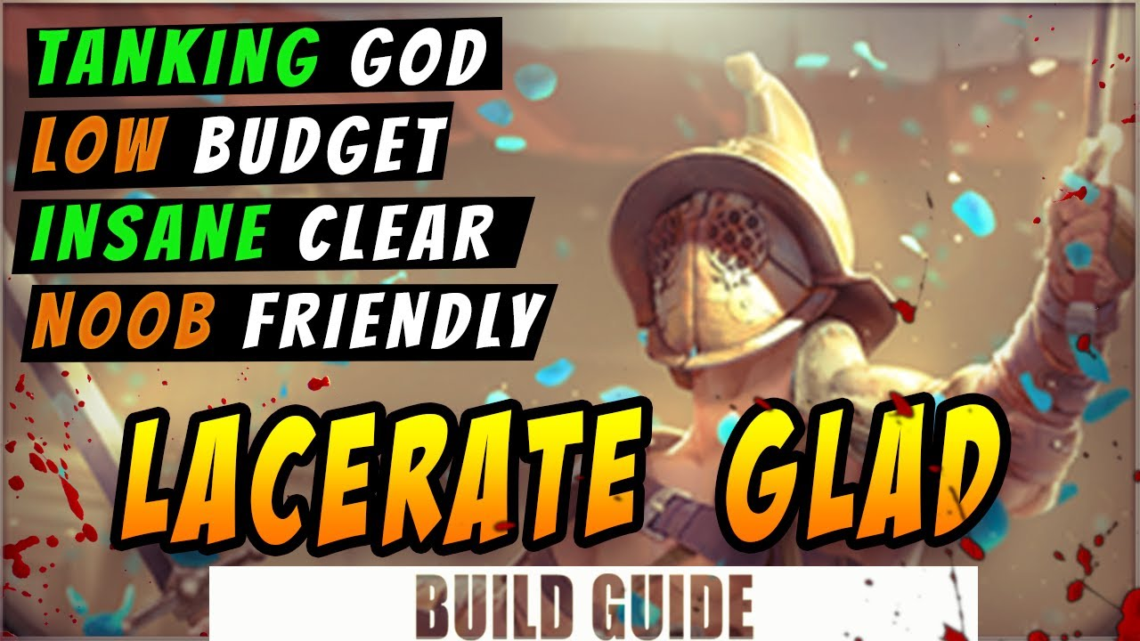 Download [ POE ] Lacerate Gladiator Build Guide - Path of Exile