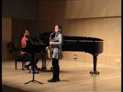 Soldh: Bourrée scandinave - Queralt Vivó Casanovas, saxophone