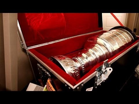 The Secret Life of the Stanley Cup