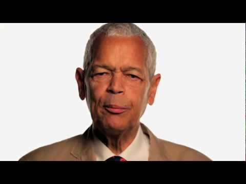 Julian Bond is an American for Marriage Equality