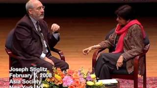 Joseph Stiglitz - Sharing the Benefits of Globalization