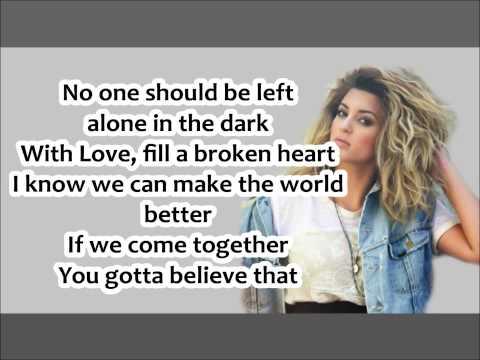 Tori Kelly- Fill A Heart (Lyric)