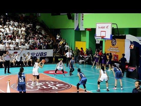 Game Highlights: SMAN 3 VS SMAN 70 (Putri DBL JAKARTA SERIES SOUTH REGION)