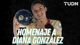 Homenaje a Diana González y sus goles que le dieron el título al América femenil | TUDN