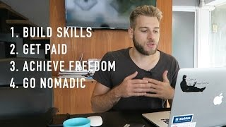 HOW TO BE A DIGITAL NOMAD - THE FRAMEWORK