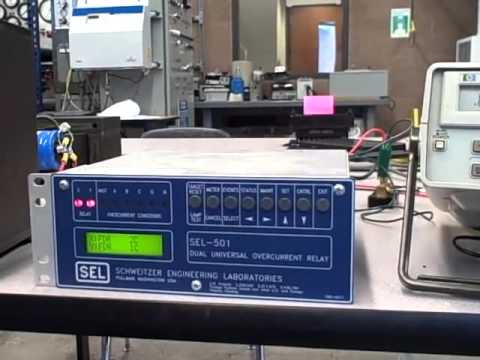 Protective Relay Testing Procedure