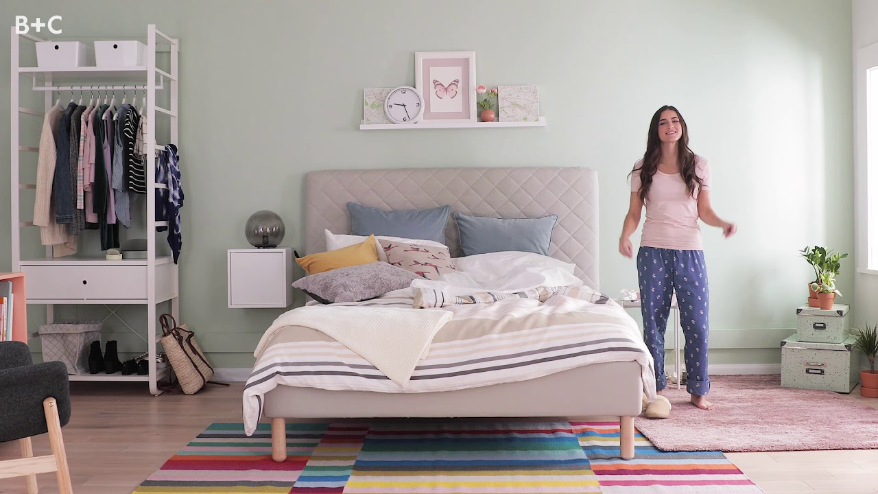 How to Transform Your Bedroom Into a Weekend Oasis   YouTube How to Transform Your Bedroom Into a Weekend Oasis