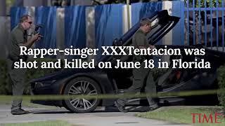 XXXTENACTION shot dead at age 20 in Deerfield Florida
