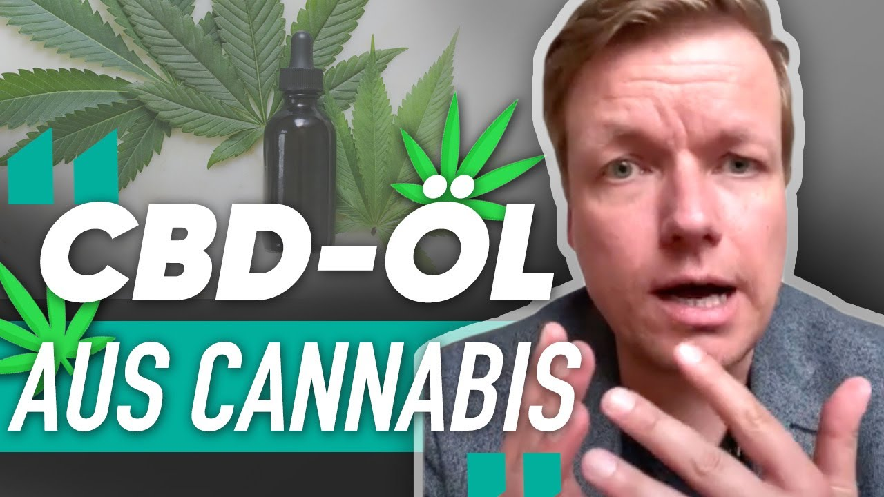 CBD-Öl aus Cannabis - Was kann es und wie hilft es?