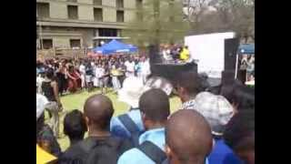 Repeat youtube video WITS heavy k and dimples on campus fun 2013