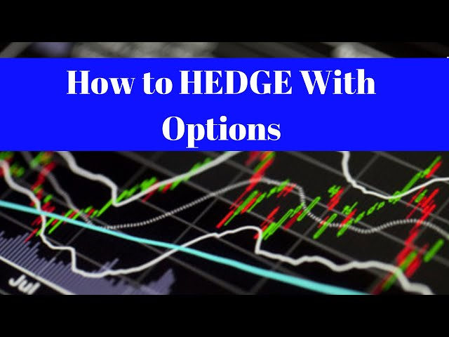 How to HEDGE With Options