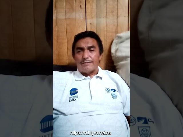 SME tú ¿Dónde Estabas? Jorge González Gómez