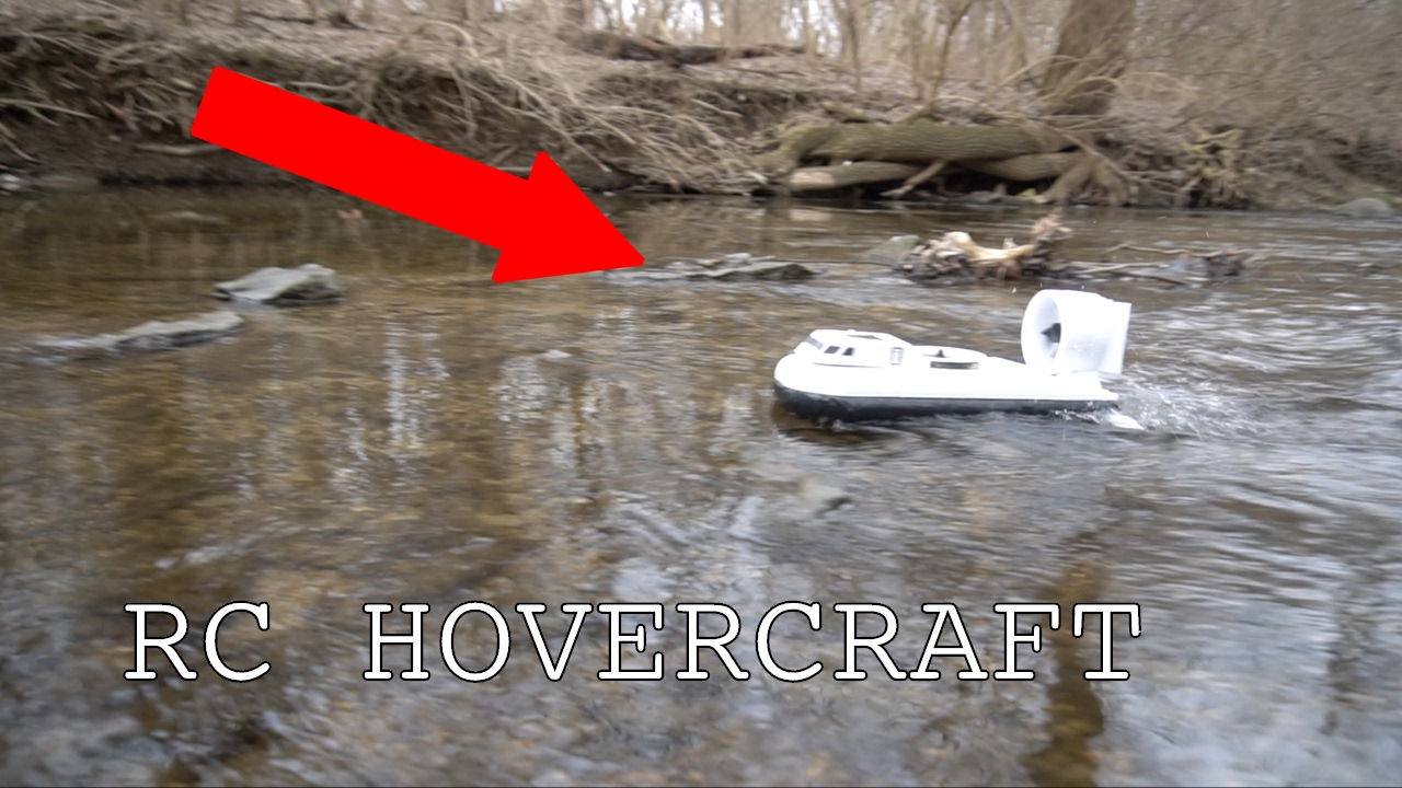 picture relating to Free 3d Printable D&d Miniatures named Free of charge 3D revealed RC hovercraft