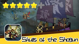 Skulls of the Shogun 0-1 LINE LIMBO Recommend index five stars