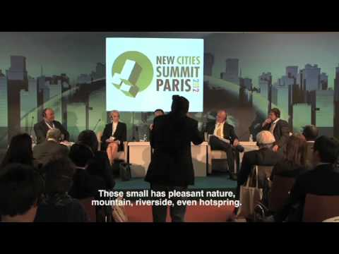 New Cities Summit - Securing Investment for the Urban Boom