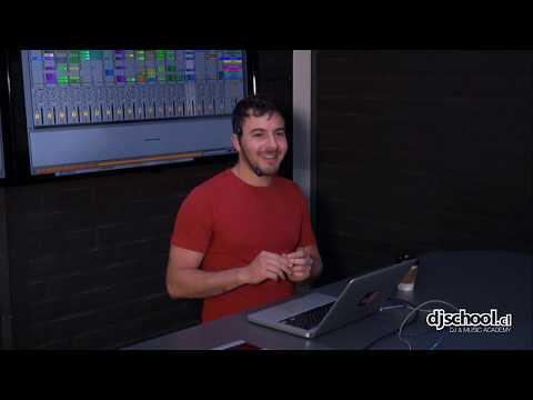 Clínica: Producción de música Techno