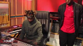 Gemini Major Preview Of Ragga Ragga ft. Cassper Nyovest, Nadia Nakai & Riky Rick @ Coke Studio