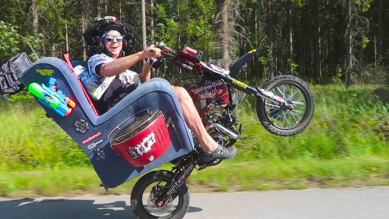 This is How to Make Your Pit Bike Street Legal