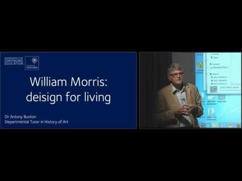 William Morris: design for living