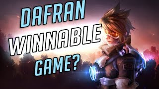 Dafran - Winnable Game?
