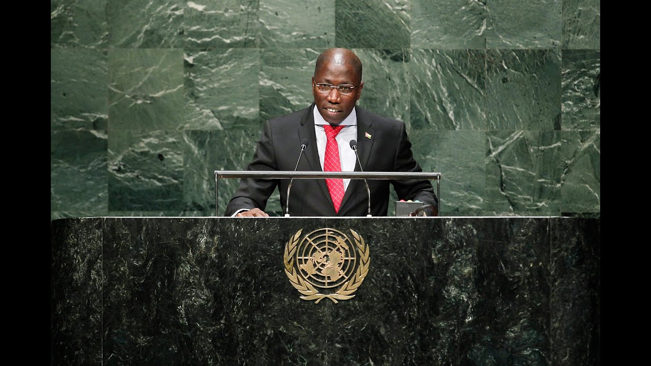 Discurso de Domingos Simões Pereira na 69ª Assembleia Geral da ONU