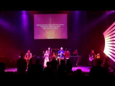 Mighty to Save (live) - Crossroads Church of Fremont