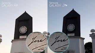 Galaxy A5 (2016) vs Galaxy J7 (2016) Camera Review, Full Comparison