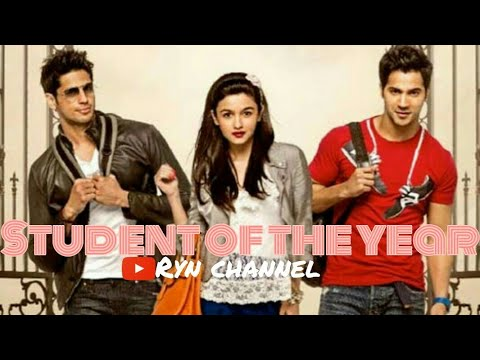 """Film India """"STUDENT OF THE YEAR"""" Sub Indo"""