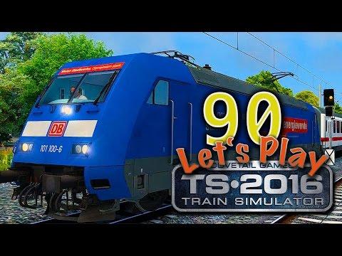 Train Simulator 2016 - Folge 90 - vR BR101 IC - EXPERT LINE - Ersteindruck