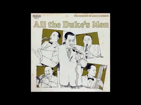 Duke Ellington - All The Duke´s Men (1978) (Full Al