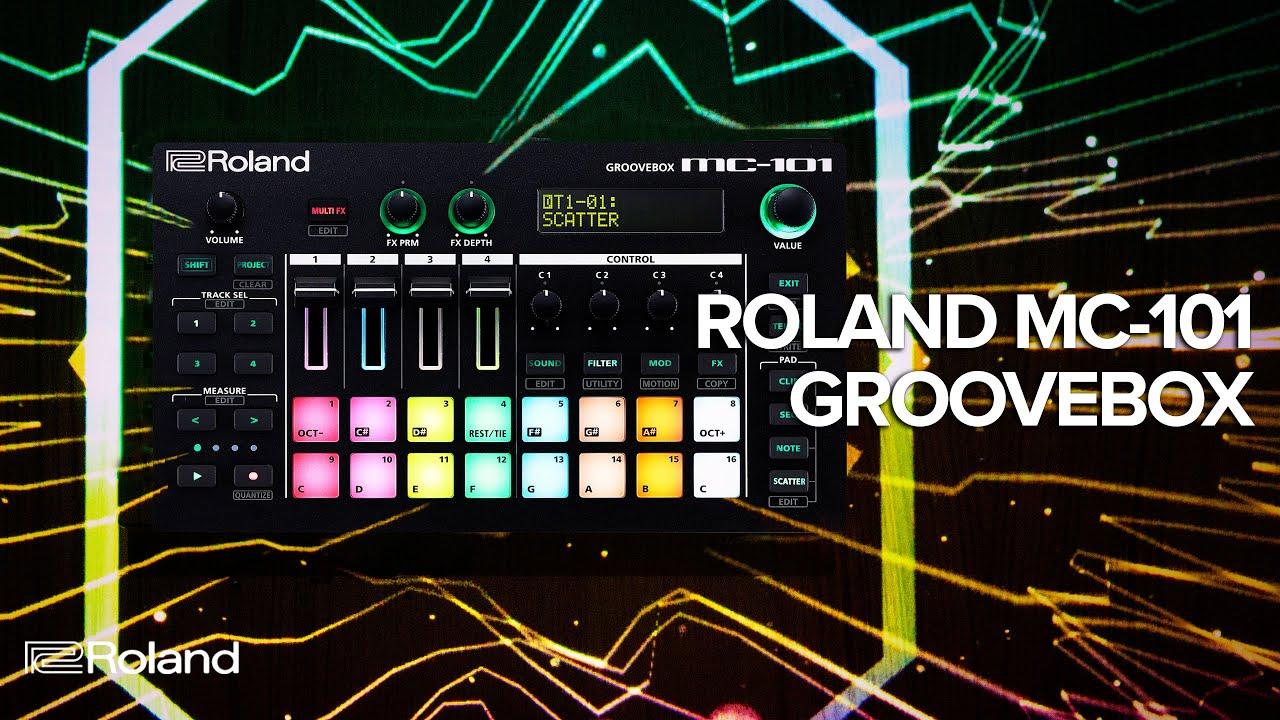 Roland announce new MC-707, Jupiter-X and Juno-06A Boutique