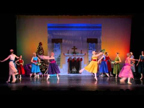 Steps of Faith 2011 Nativity Ballet -  A True Christmas Party