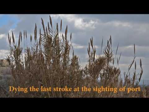 The Leaf Of The Poplar (G. Seferis)
