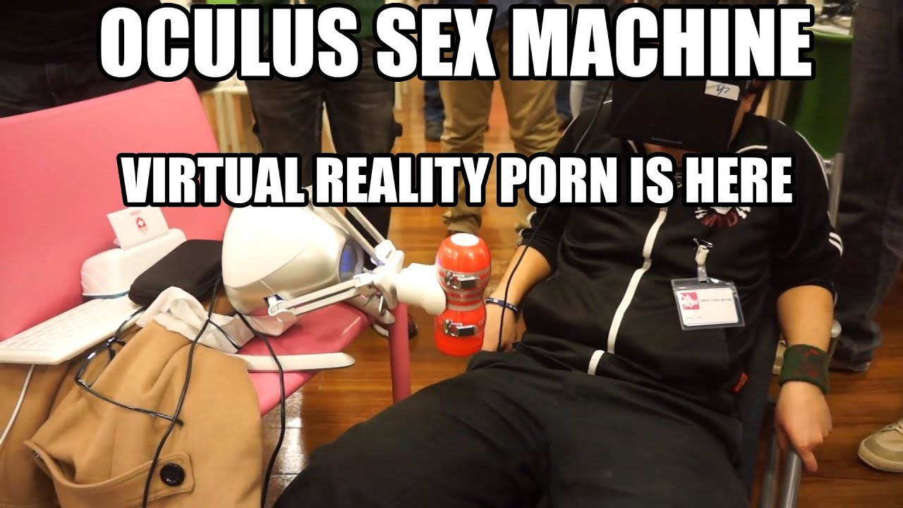 virtual sex machine video