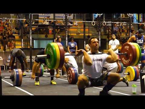M.O.L : France CrossFit - Guillaume Magnouat