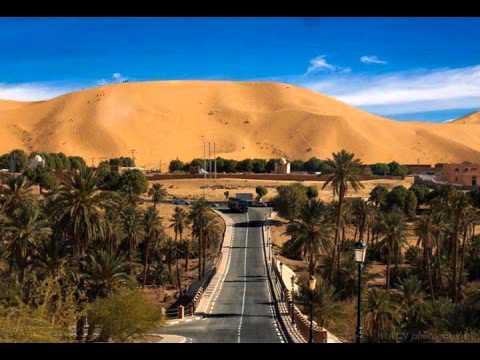 Sahara a visité