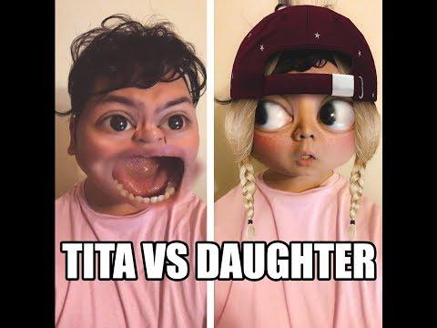TITA vs DAUGHTER