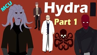 Marvel Cinematic Universe: Hydra (Part 1 - Spoilers)