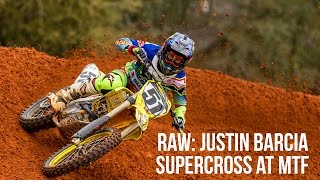 Download Video RAW Laps: Justin Barcia - Supercross at MTF MP3 3GP MP4