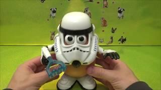 Star Wars Mr Potato Head!