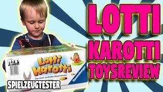Spielzeugtester Lotti Karotti