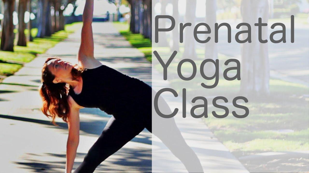 4e152694308 30 Minute Yoga Class (Prenatal yoga class online) | Fightmaster Yoga Videos