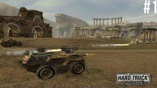 Hard Truck Apocalypse: Arcade/ Ex Machina: Arcade | First Look