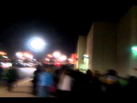 Black Friday Target line 2011