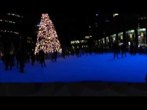 Ice Skating at MassMutual Pittsburgh Ice Rink at PPG Place