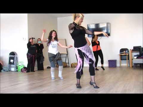 """Joana Saahirah """"Alf Leyla we Leyla"""" choreography in Quebec, Canada"""