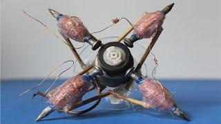 كيفية جعل الصغيرة Ac مولد المغناطيس الطاقة