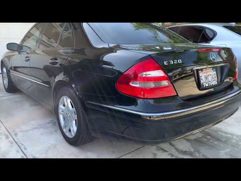 Straight Pipe Mercedes-Benz E320 from YouTube · Duration:  1 minutes 16 seconds