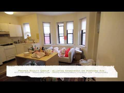 Boston Apartments - Allston Apartment on Harvard